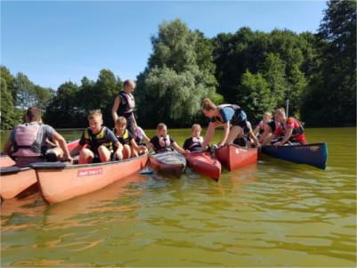 canoe-games