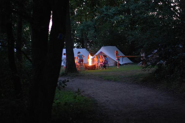 kamperen gezinscamping