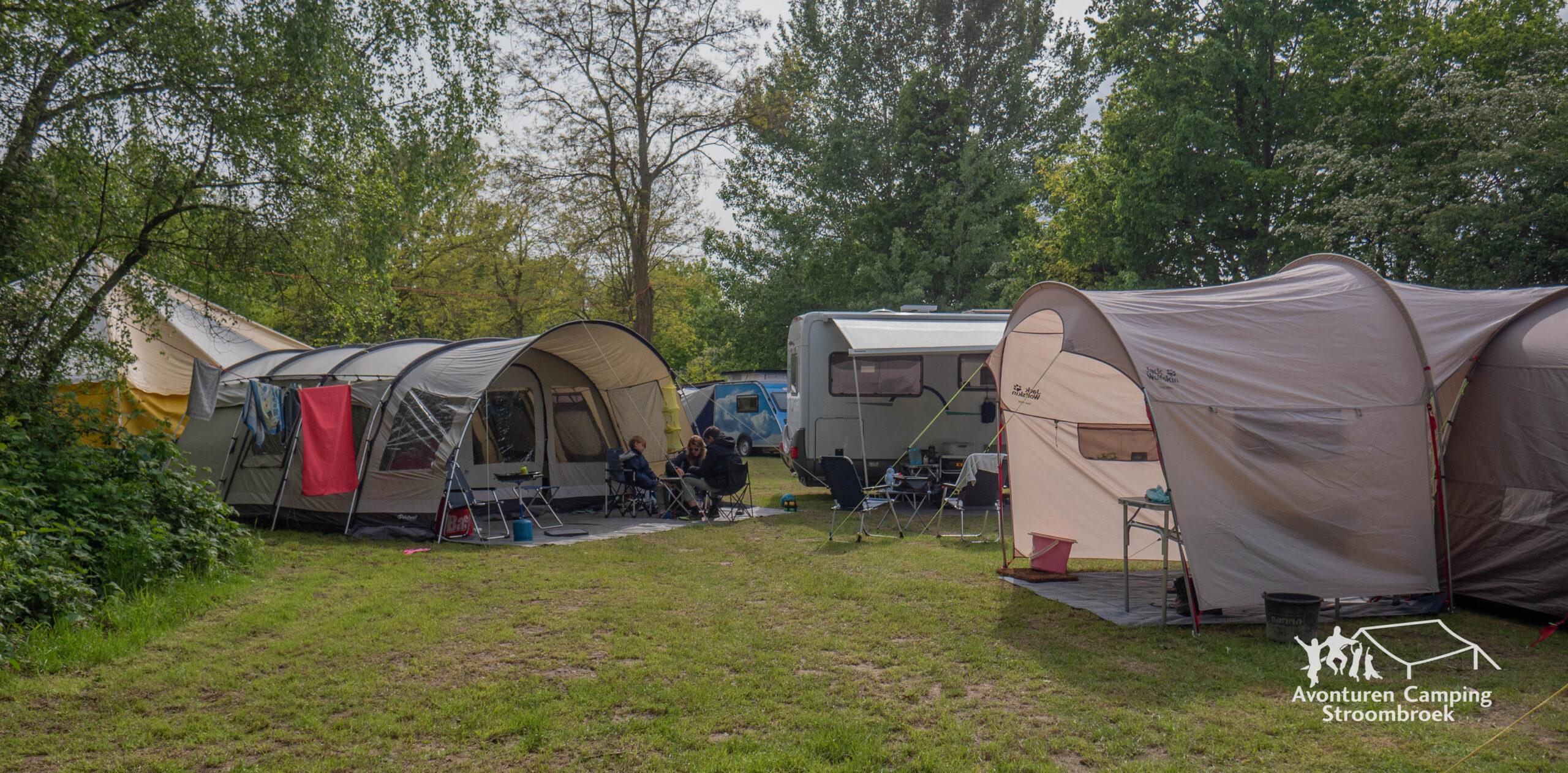 kamperen met eigen stroompunt in de Achterhoek